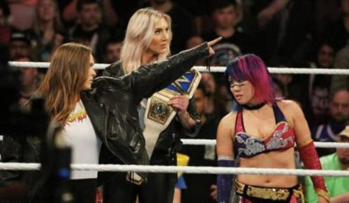 Could one of the WWE's top women turn heel?