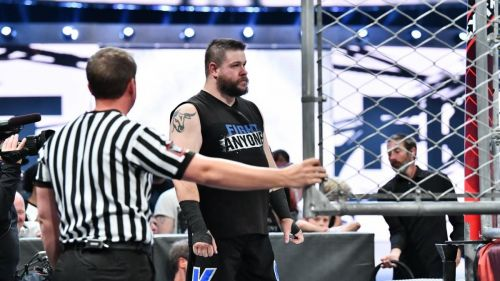 Kevin Owens 'quit' on Monday Night Raw