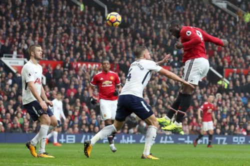 Image result for manchester united vs tottenham hotspur