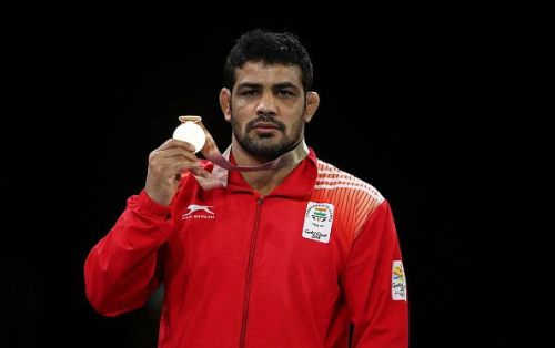 Wrestling - Commonwealth Games Day 8