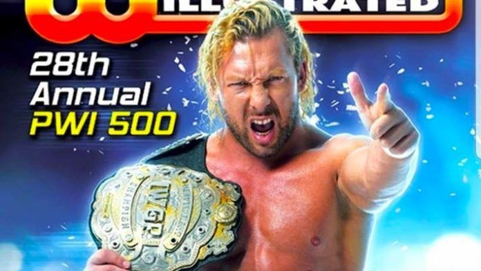 Pwi 500 List 2020.Kenny Omega Reveals Reaction To Claiming Top Spot On Pwi 500