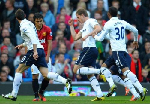 Image result for man utd 2 tottenham 3