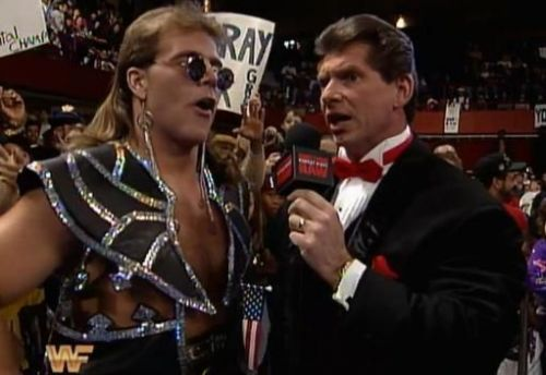Image result for shawn michaels as a special commentator