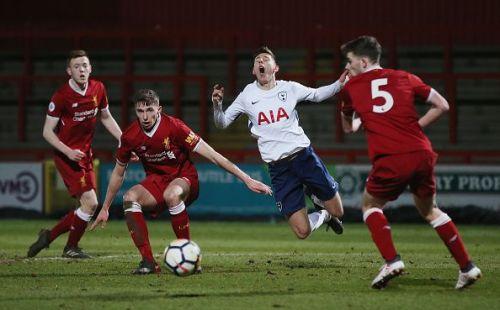 Tottenham Hotspur v Liverpool: Premier league 2