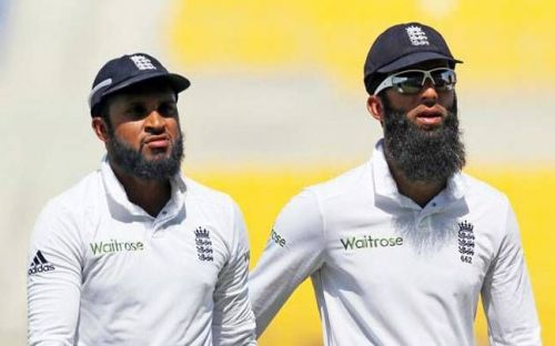 Image result for moeen ali and adil rashid