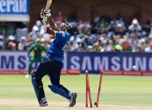 South Africa v Sri Lanka - 1st One Day International