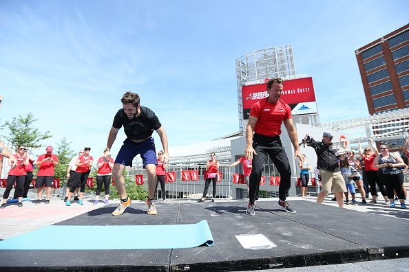 Snap Fitness Hosts Boot Camp With Special Guest Thomas Rhett