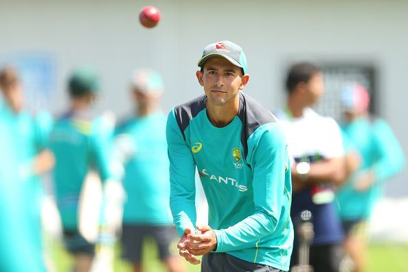 Agar admits that his India stint will help him ahead of the UAE tour