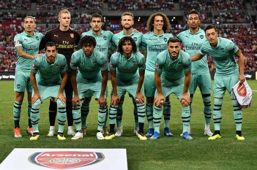 Arsenal v Paris Saint Germain - International Champions Cup 2018