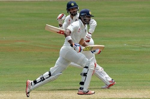 KL Rahul and Shikhar Dhawn raised their game at Trent Bridge