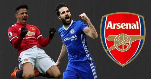 Arsenal have sold players to rivals Manchester United, Manchester City, Liverpool and Chelsea