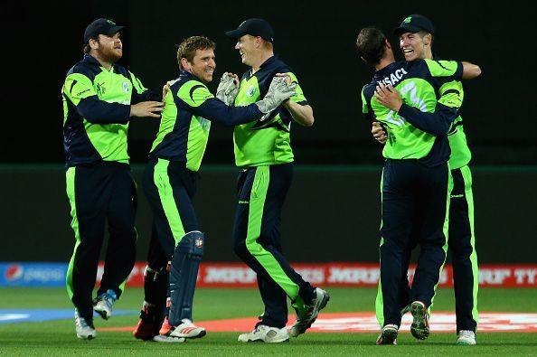 Zimbabwe v Ireland - 2015 ICC Cricket World Cup