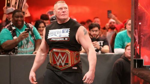 Will it be the end of Brock's WWE career?