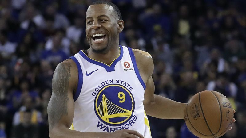 Andre Iguodala dropped Quincy Miller with a nasty crossover