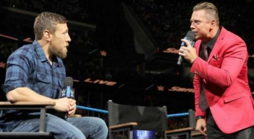 Miz and Daniel are set to square off against each other at Summerslam