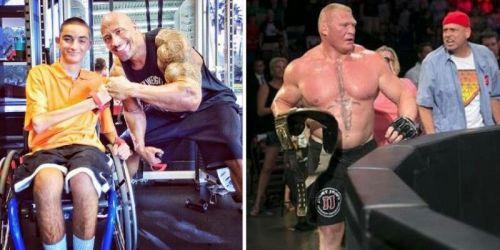 These 10 wrestlers have their own feelings towards fans