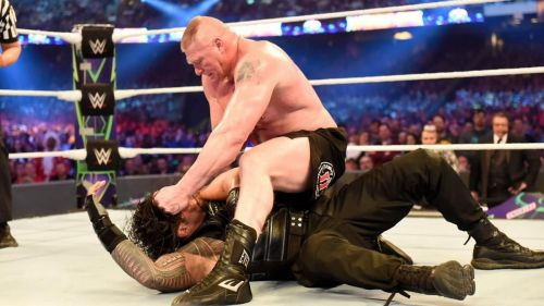 Could Brock Lesnar defeat Roman Reigns to still remain the Universal Champion?