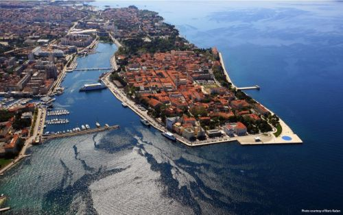 Zadar, Croatia - Modric's birthplace