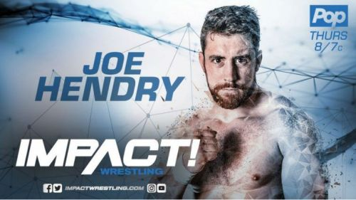Hendry feels that Impact Wrestling is the place to be