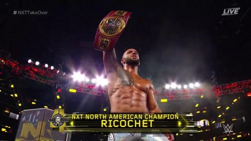 Ricochet finally reached the promised land in Brooklyn