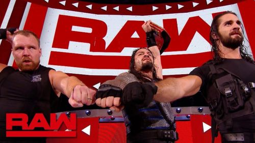 The Shield are Back