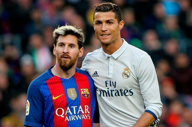 Cristiano Ronaldo And Lionel Messi Modern Day Football Gods