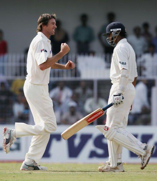 Third Test - India v Australia: Day 2
