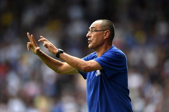 Huddersfield Town v Chelsea FC - Premier League