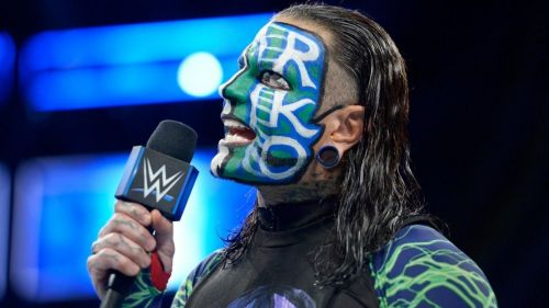 Jeff Hardy recently challenged Randy Orton to a Hell in a Cell Match