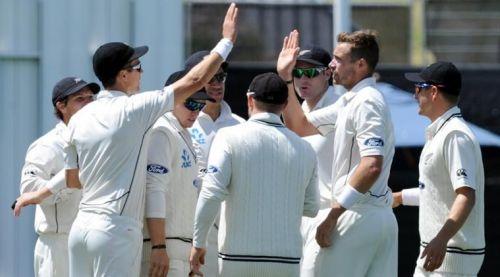 India vs New Zealand, Auckland, February 2014