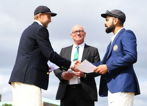 England v India: Specsavers 3rd Test - Day One