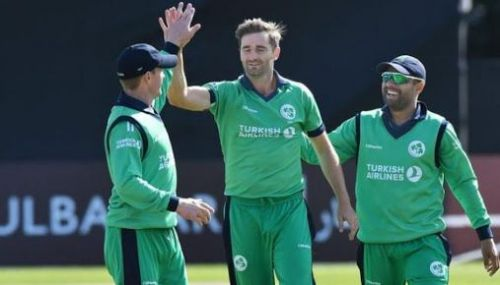 Ireland bounced back in second ODI to level series
