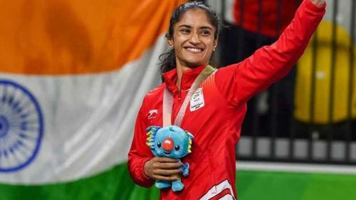 Vinesh Phogat : A golden chance to create history on Day 2
