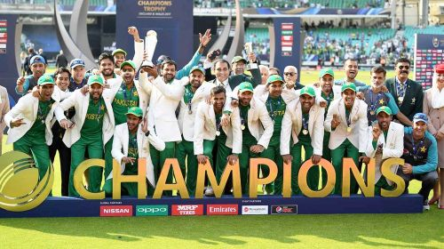 Pakistan recently whitewashed Zimbabwe in ODI series