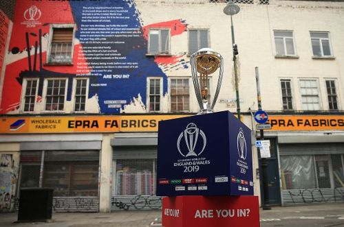 ICC Cricket World Cup 2019 - One Year To Go
