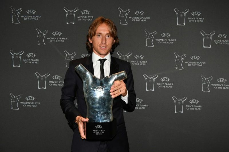 227ccb4e896 Luka Modric  From a Refugee to Europe s Best Player