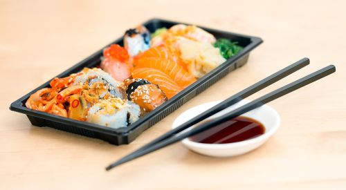 Tuna is a rich source of protein
