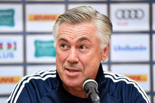 ICC Singapore FC Bayern Press Conference