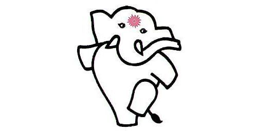 Appu the elephant was the first ever mascot used for the Asian Games