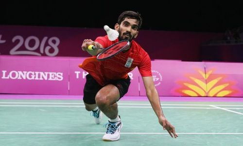 Badminton - Commonwealth Games Day 9