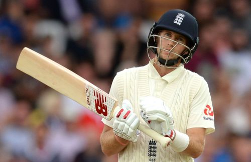 England skipper Joe Root unhappy with the decision of the third umpire