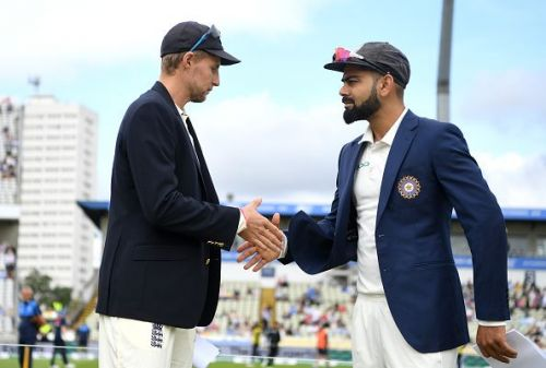 England v India: Specsavers 1st Test - Day One