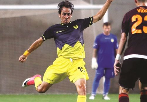 Benayoun has been playing in Israel for the last four seasons