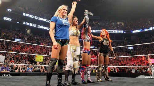 WWE Women's Evolution