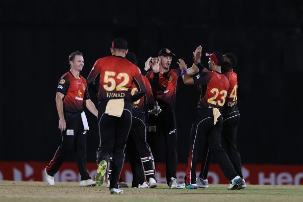 CPL 2018 Trinbago Knight Riders vs Jamaica Tallawahs : Preview and