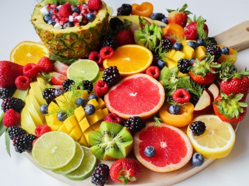 Few fruits are low in carbohydrates and could be included in a low-carb diet