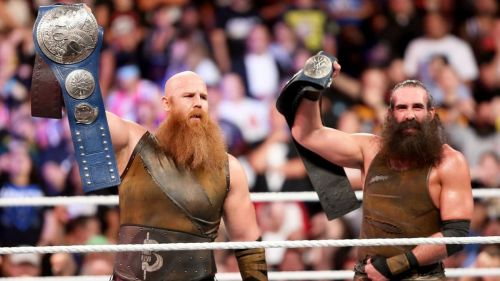 Erick Rowan may be back in the ring very soon!