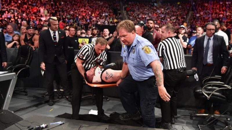 After this spot, Kevin deserves to even defeat Brock Lesnar.