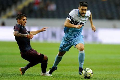 Arsenal v SS Lazio - Pre-Season Friendly