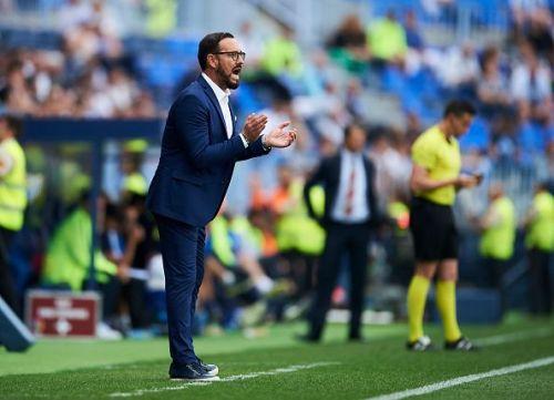 Malaga v Getafe - La Liga